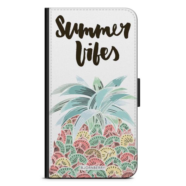 Bjornberry Plånboksfodral Huawei P8 Lite - Summer Vibes