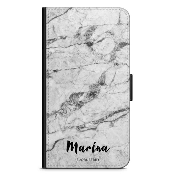 Bjornberry Plånboksfodral Huawei Y6 (2017)- Marina