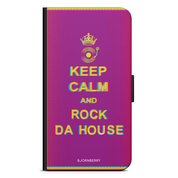 Bjornberry Plånboksfodral Huawei Y6 (2017)- Rock da House