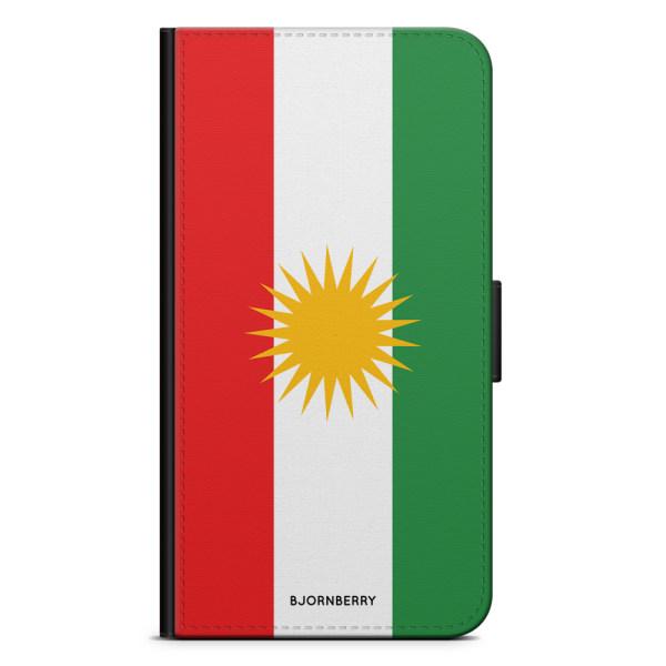 Bjornberry Plånboksfodral Huawei Y6 (2018)- Kurdistan