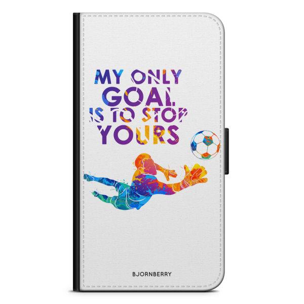 Bjornberry Plånboksfodral Huawei Y6 (2018)- My only goal