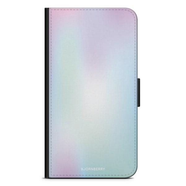 Bjornberry Plånboksfodral Huawei Y6 (2019)- Rainbow