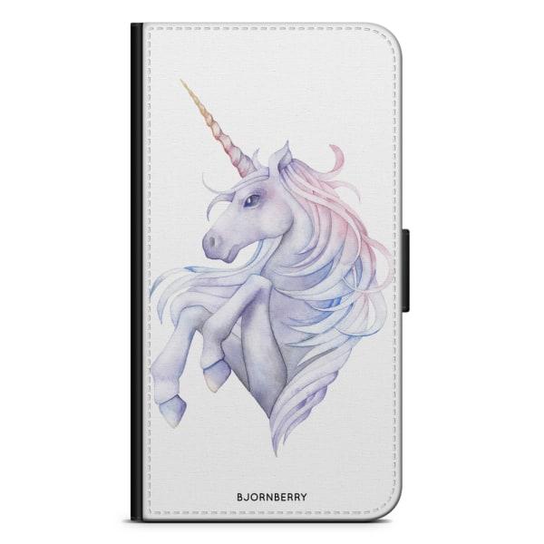 Bjornberry Plånboksfodral iPhone 4/4s - Magic Unicorn