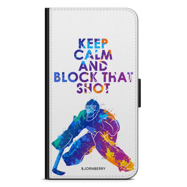 Bjornberry Plånboksfodral iPhone 5/5s/SE - Block that shot