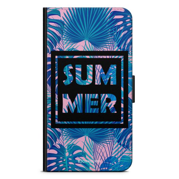 Bjornberry Plånboksfodral iPhone 5/5s/SE - Summer