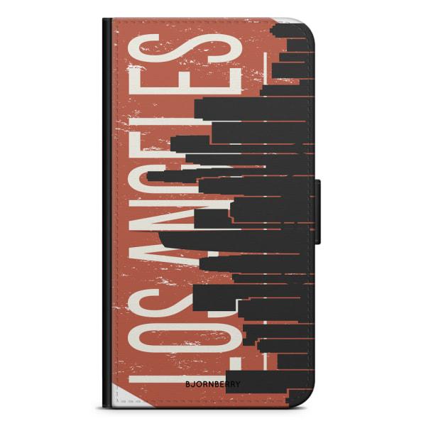 Bjornberry Plånboksfodral iPhone 5C - Los Angeles