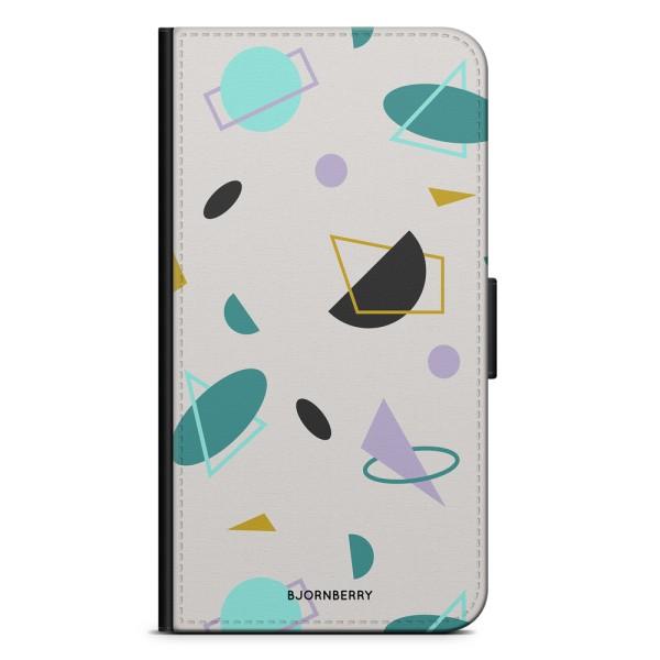 Bjornberry Plånboksfodral iPhone 5C - Mönster