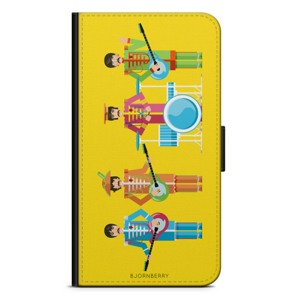 Bjornberry Plånboksfodral iPhone 7 Plus - Beatles