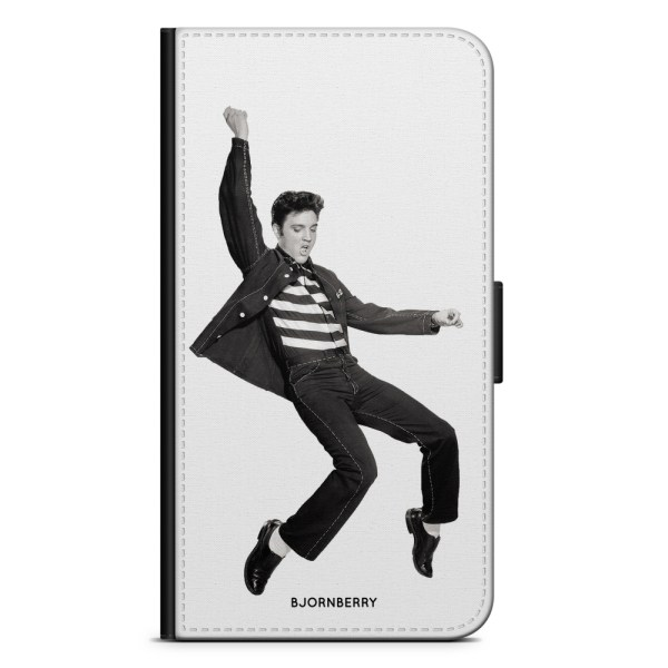 Bjornberry Plånboksfodral iPhone 7 Plus - Elvis