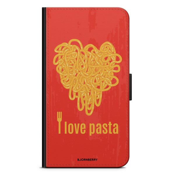 Bjornberry Plånboksfodral iPhone 7 Plus - I love pasta
