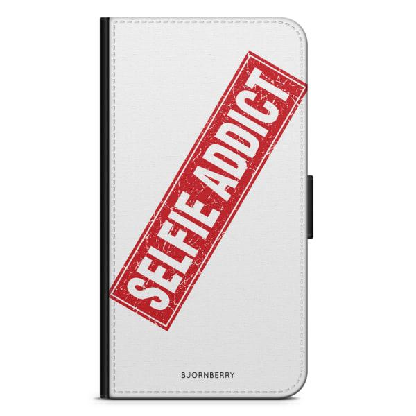 Bjornberry Plånboksfodral iPhone 7 Plus - Selfie Addict
