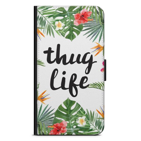 Bjornberry Plånboksfodral iPhone 7 Plus - Thug Life