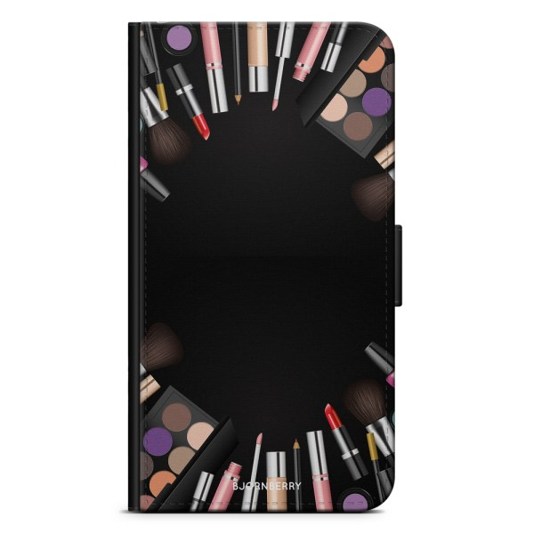 Bjornberry Plånboksfodral iPhone 7 - Smink