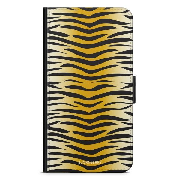 Bjornberry Plånboksfodral iPhone 7 - Tiger