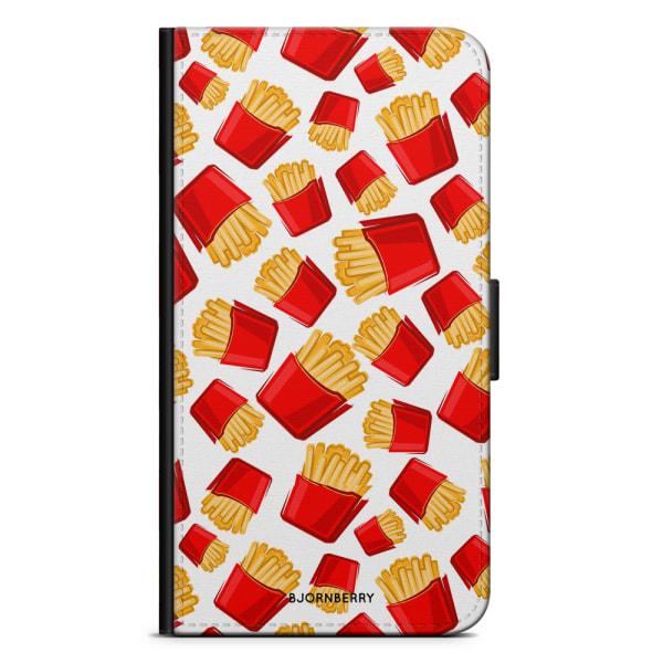 Bjornberry Plånboksfodral iPhone 8 Plus - Pommes Frites