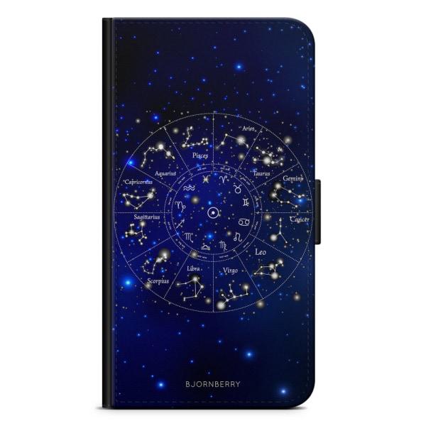 Bjornberry Plånboksfodral iPhone 8 Plus - Stjärnbilder
