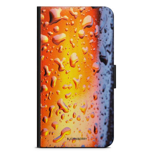 Bjornberry Plånboksfodral iPhone X / XS - Kall Dricka