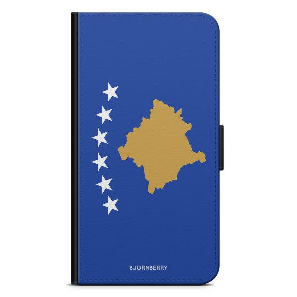 Bjornberry Plånboksfodral iPhone X / XS - Kosovo