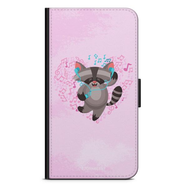 Bjornberry Plånboksfodral iPhone X / XS - Tvättbjörn