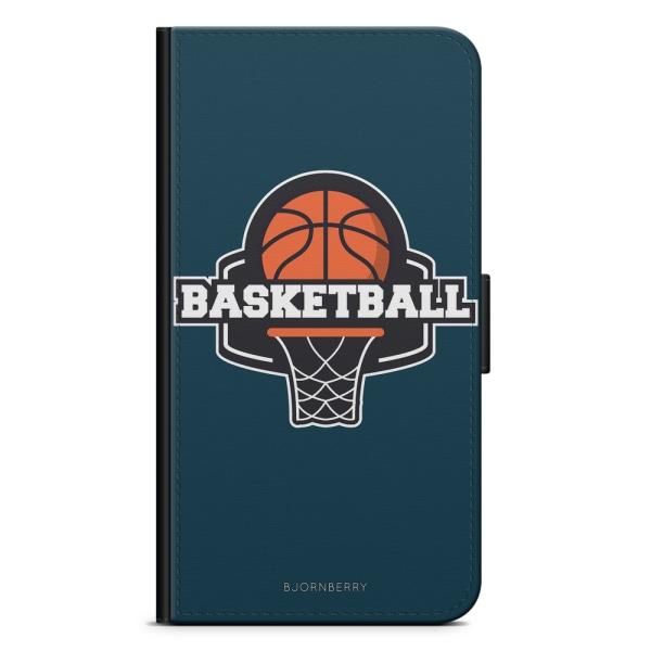 Bjornberry Plånboksfodral iPhone XR - BASKETBALL