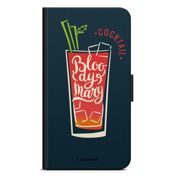 Bjornberry Plånboksfodral iPhone XR - Bloody Mary