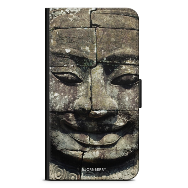 Bjornberry Plånboksfodral iPhone XR - Buddhastaty