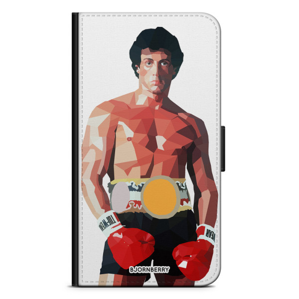 Bjornberry Plånboksfodral iPhone XR - Rocky