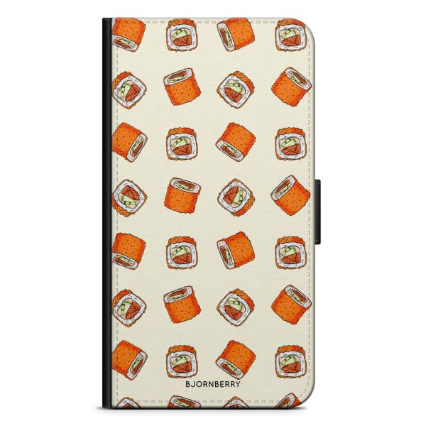 Bjornberry Plånboksfodral iPhone XR - Sushi