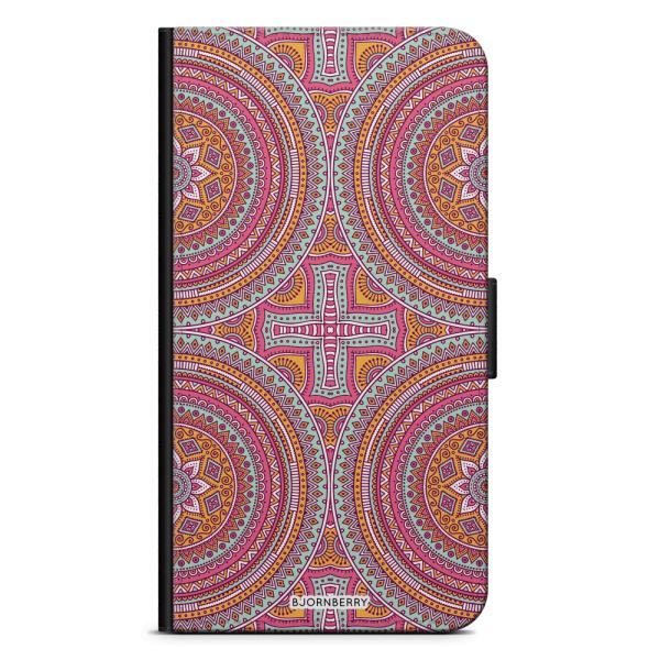 Bjornberry Plånboksfodral iPhone XS MAX - Mandala