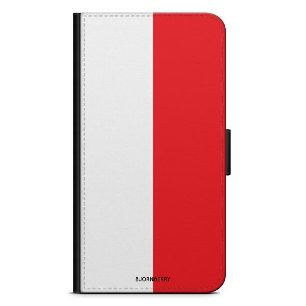 Bjornberry Plånboksfodral iPhone XS MAX - Polen