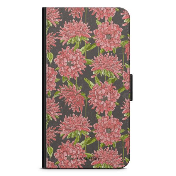 Bjornberry Plånboksfodral LG G4 - Blommigt Mönster