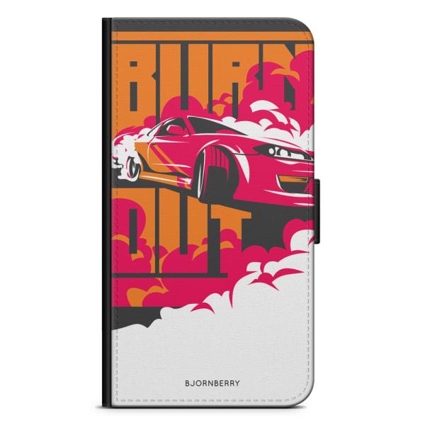 Bjornberry Plånboksfodral LG G4 - Burn out