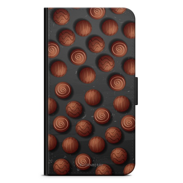 Bjornberry Plånboksfodral LG G4 - Choklad