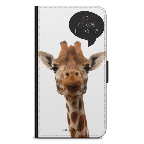 Bjornberry Plånboksfodral LG G4 - Giraff