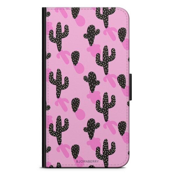 Bjornberry Plånboksfodral LG G5 - Kaktusmönster