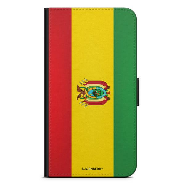 Bjornberry Plånboksfodral LG G7 ThinQ - Bolivia