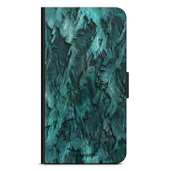 Bjornberry Plånboksfodral LG V10 - Grön Kristall