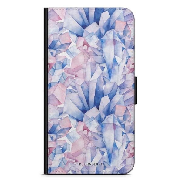 Bjornberry Plånboksfodral LG V10 - Kristaller