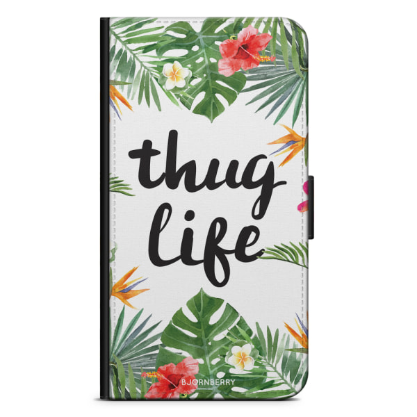 Bjornberry Plånboksfodral LG V30 - Thug Life