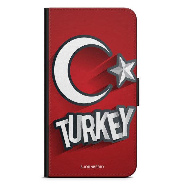 Bjornberry Plånboksfodral LG V30 - Turkey