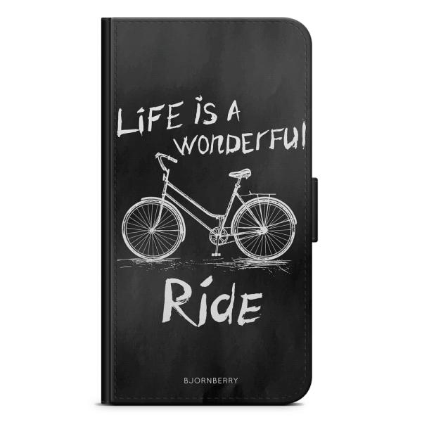 Bjornberry Plånboksfodral Moto G5 - Wonderful Ride