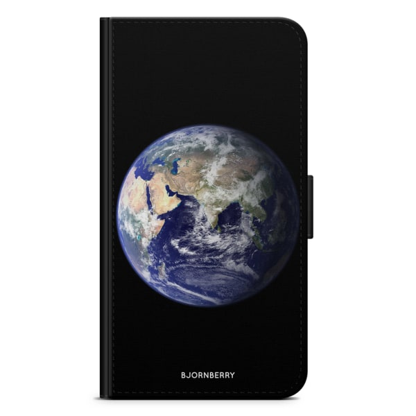 Bjornberry Plånboksfodral Motorola Moto G6 -Jorden