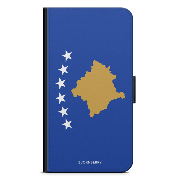 Bjornberry Plånboksfodral Motorola Moto G6 -Kosovo