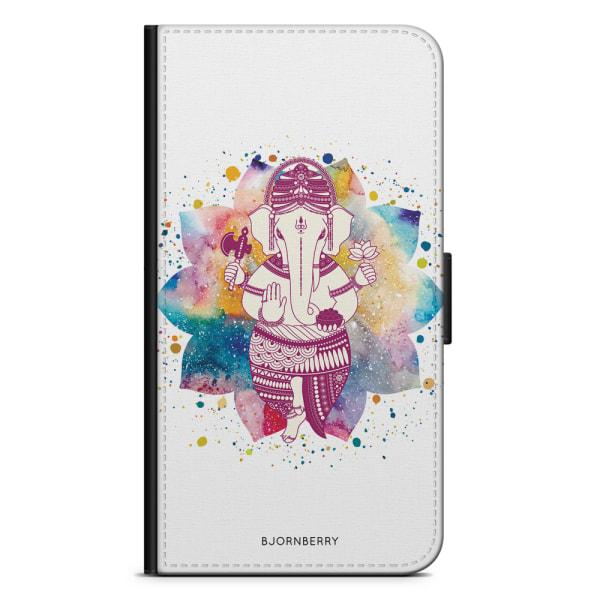 Bjornberry Plånboksfodral Nokia 7 Plus - Ganesha