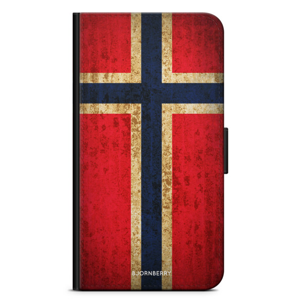 Bjornberry Plånboksfodral OnePlus 3 / 3T - Norge