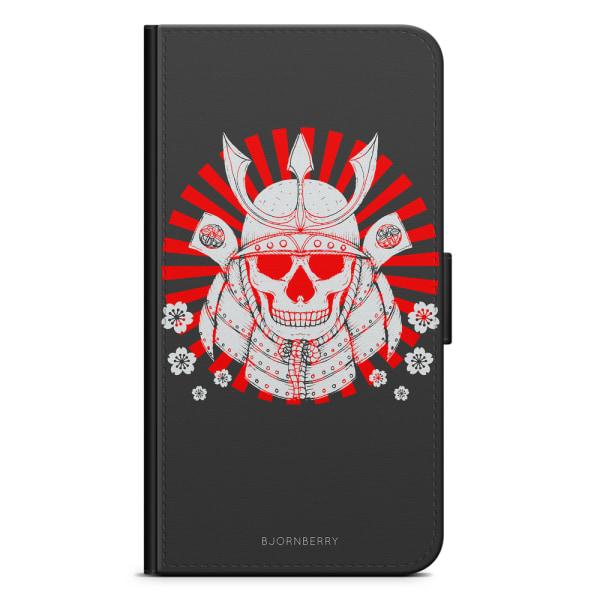 Bjornberry Plånboksfodral OnePlus 5 - Samurai Döskalle