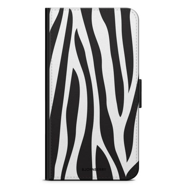 Bjornberry Plånboksfodral OnePlus 6 - Zebra