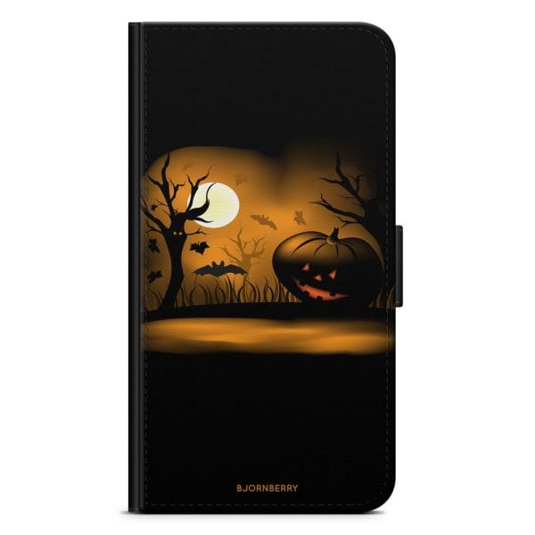 Bjornberry Plånboksfodral OnePlus 7 - Halloween