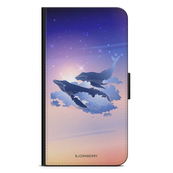 Bjornberry Plånboksfodral OnePlus 7 Pro - Flygande Valar