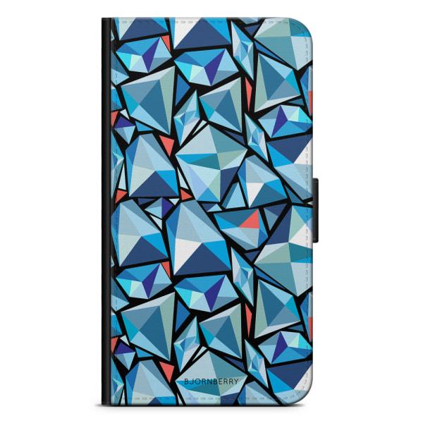 Bjornberry Plånboksfodral OnePlus 7 Pro - Polygoner